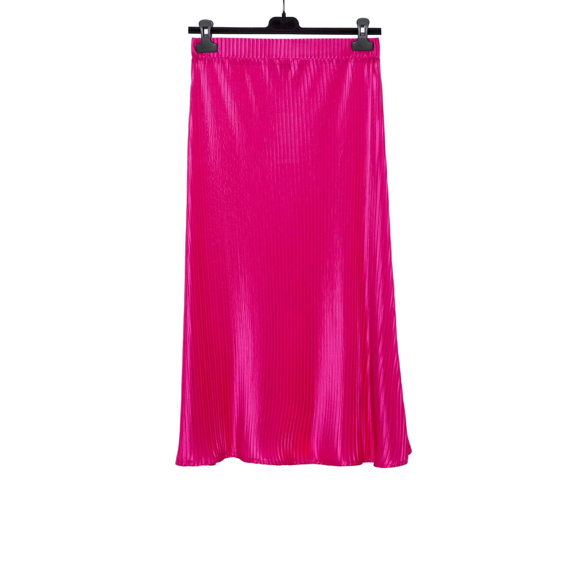 pink pleated skirt karmamia copenhagen