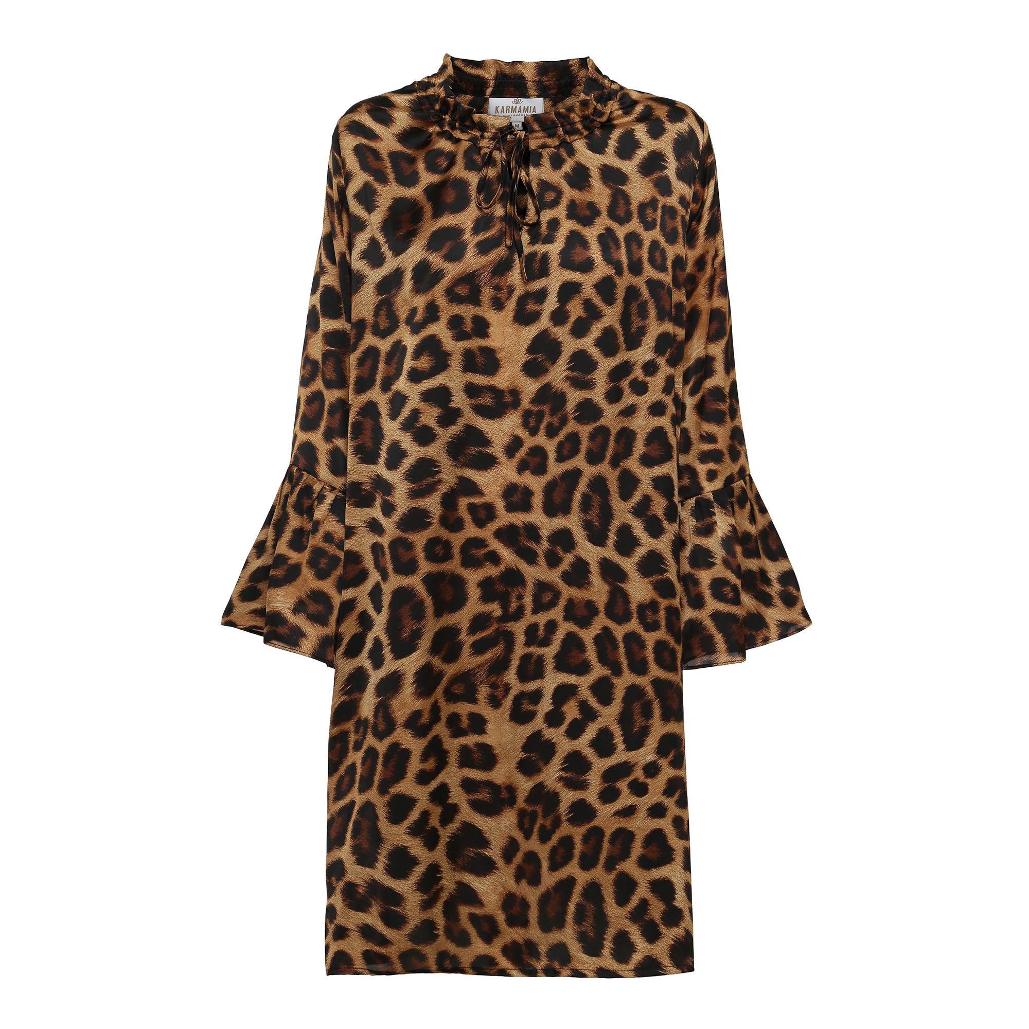 Leopard Dress – Tulip Copenhagen Karmamia qUFRd5